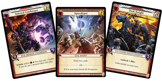 Epic Is Star Realms For The Fantasy World | The Escapist