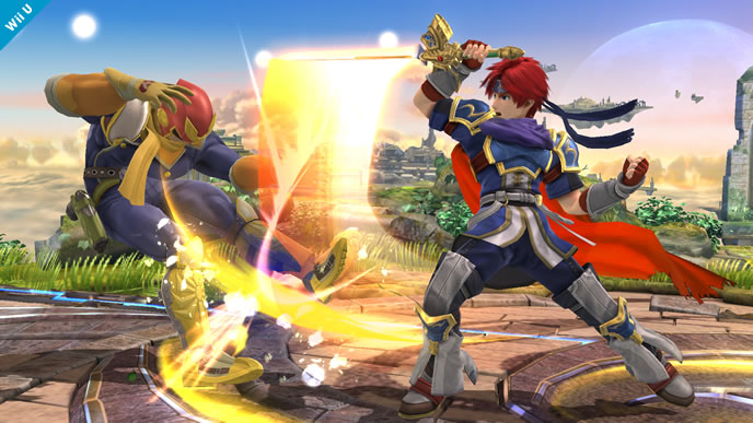 Super Smash Bros 4 Roy And Ryu Confirmed The Escapist