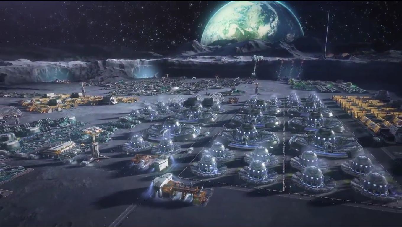 anno 2205 city sim from ubisoft arrives this year e3