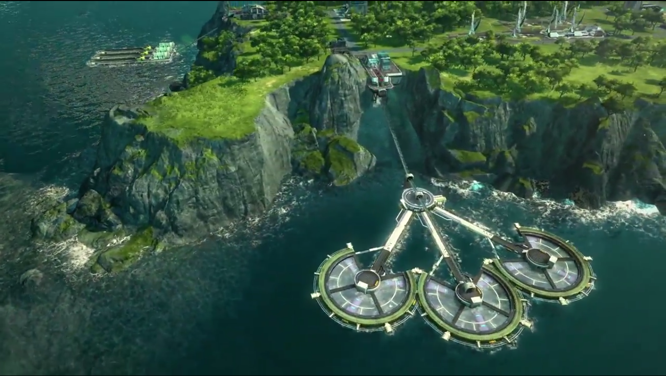 Anno 2205 City Sim From Ubisoft Arrives This Year | E3 ...