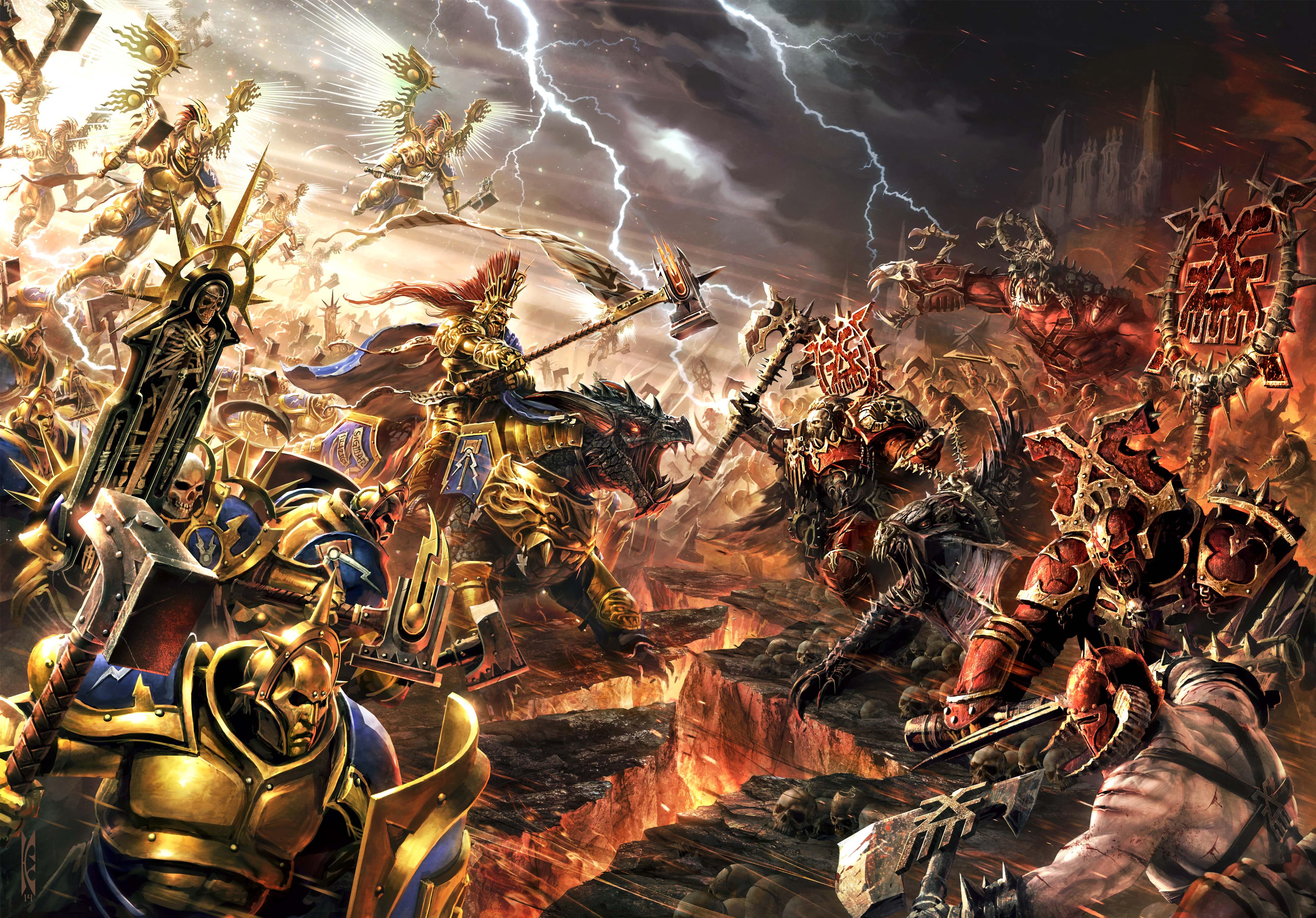 Warhammer Age Of Sigmar Starter Set Review