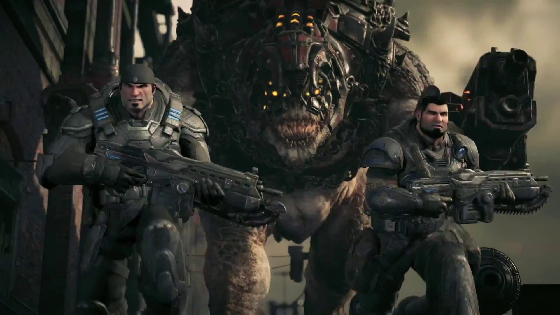 Gears of War Ultimate Edition PC Release | The Escapist