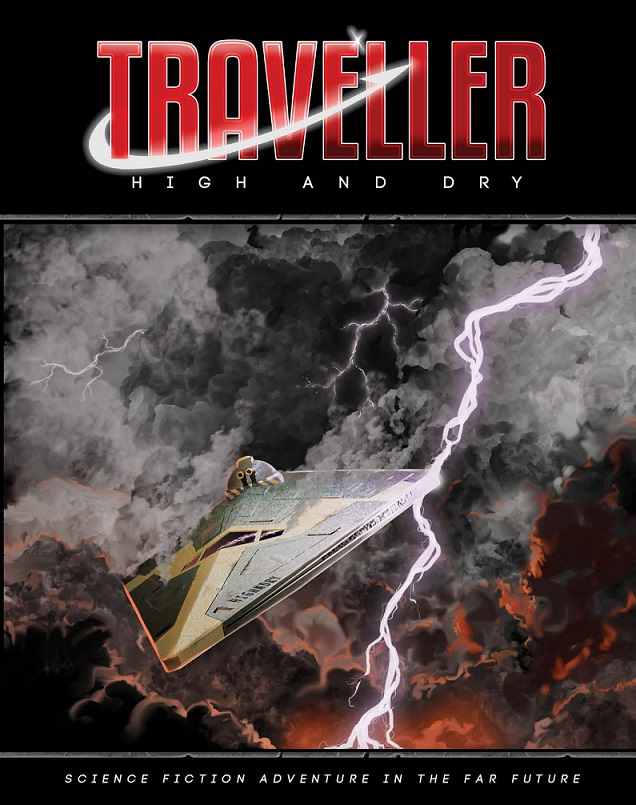Traveller RPG Returns With Beta for Revised Core Rulebook | The Escapist