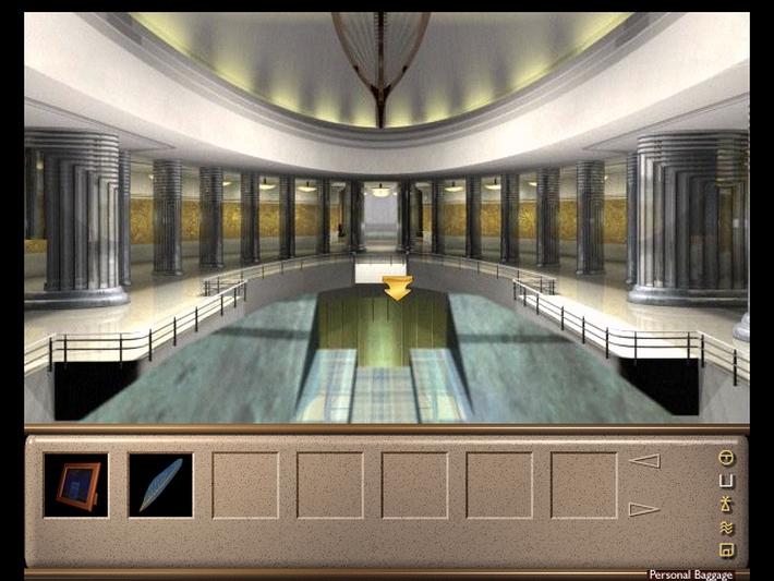douglas adams adventure game starship titanic is on gog