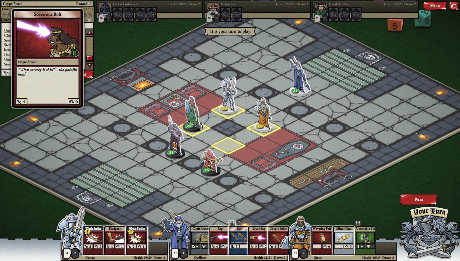 D&D Online Spielen