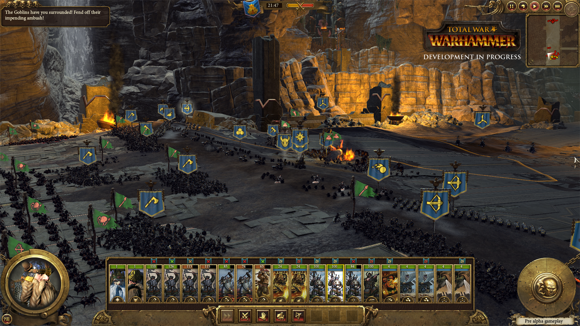 Total War Warhammer Hands On Preview Firedrakes And Gyrocopters
