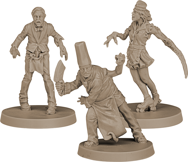 The Others 7 Sins Miniatures | The Escapist