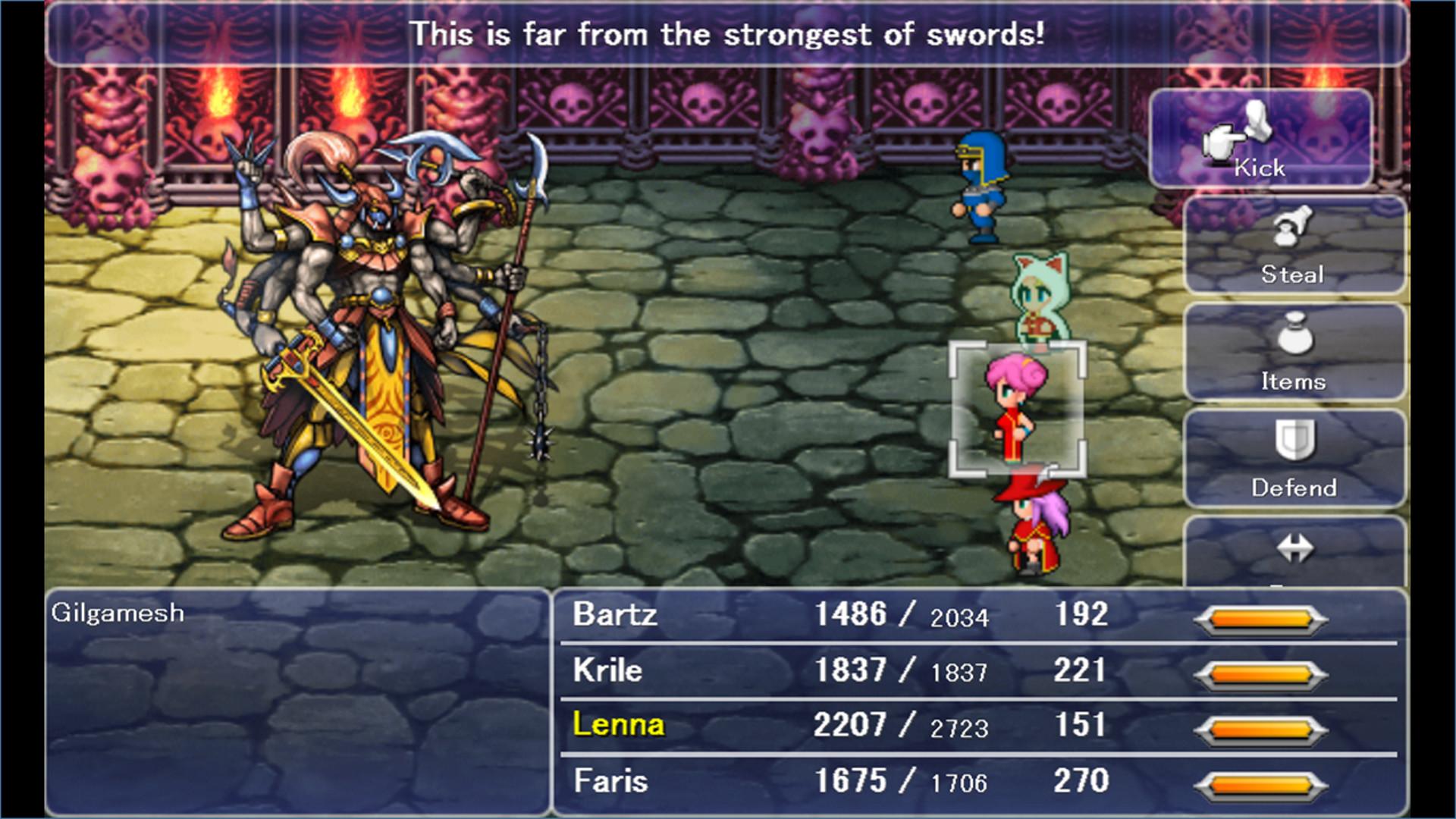 Final Fantasy 6 Rom good old reviews final fantasy v | good old reviews | the