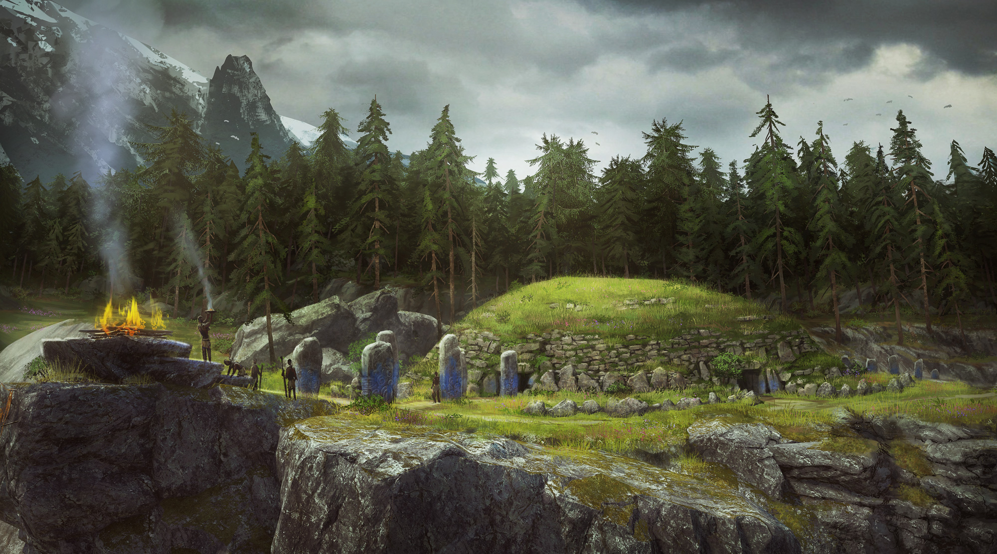 Far Cry Primal Returns Players To Age of Mammoths And