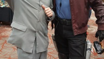 Dr. Evil tries to hire Starlord for One Million Dollars.